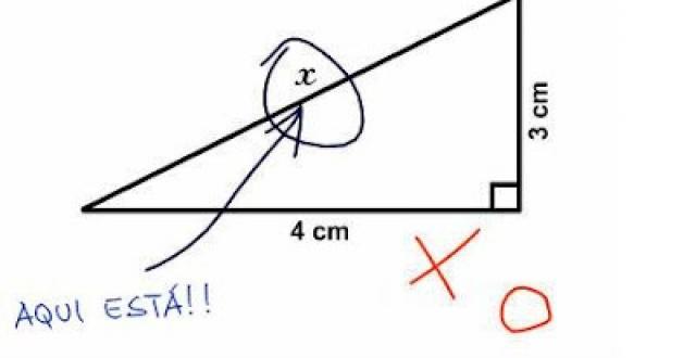 respuestas exámenes hallar x